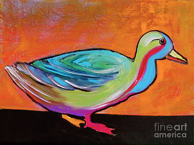 Painting - Moving On by Priti Lathia