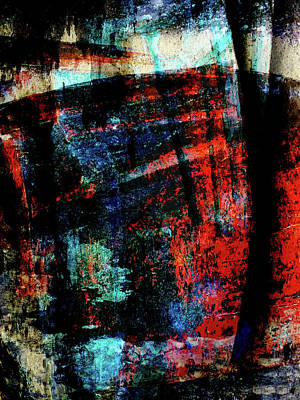 Digital Art - Moving On by Stephanie Grant