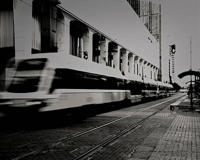Photograph - Moving Too Fast by Philip A Swiderski Jr