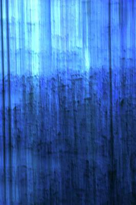 Digital Art - Moving Trees 37-10portrait Format by Gene Norris