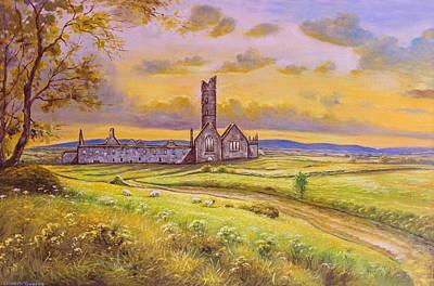 Moyne Abbey Ruins Original