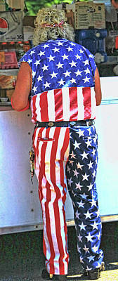 Photograph - Mr. America by Allen Beatty