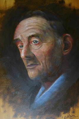 Mr. Duprie  Art Print by Keith Nolan
