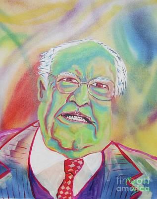 Mr. Lebowski Art Print by Kevin King