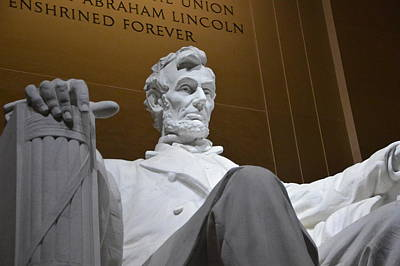 Photograph - Mr. Lincoln by Brian O'Kelly