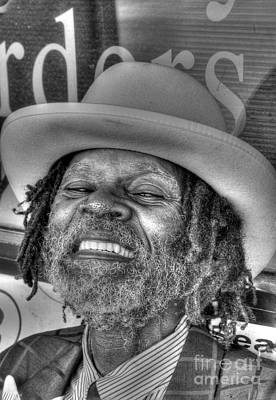 Photograph - Mr Robinson Smiled by David Bearden