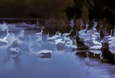 Photograph - Mrazek Pond by Robert Potts