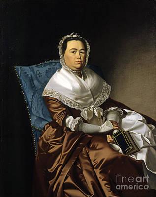 Mrs. James Russell Art Print