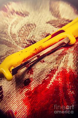 Mrs Skinner. The Killer Housewife Art Print by Jorgo Photography - Wall Art Gallery