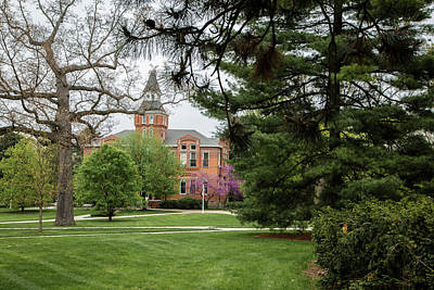 Photograph - Msu Campus Spring  by John McGraw