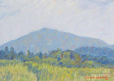 Painting - Mt. Ascutney by Candace Lovely