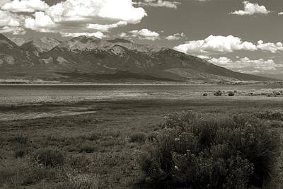 Photograph - Mt Blanca by Charles Owens