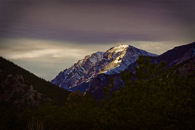 Wall Art - Photograph - Mt. Chapin by G Wigler
