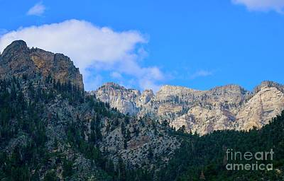 Photograph - Mt. Charleston Area by Craig Wood