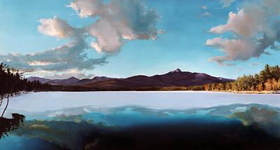 Mt Chocorua Painting - Mt. Chocorua by Carol Phenix