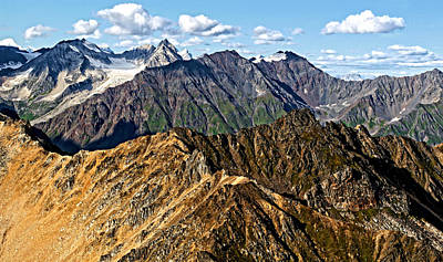 Photograph - Mt Denali Park by Waterdancer