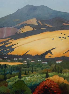Mt. Diablo Above Original