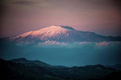Photograph - Mt. Etna II by Patrick Boening