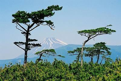 Photograph - Mt. Fuji ... by Juergen Weiss
