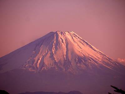 Mt. Fuji, Yamanashi,japan Art Print