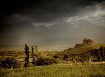 Photograph - Guzelyurt, Turkey - Mt. Hasan by Mark Forte