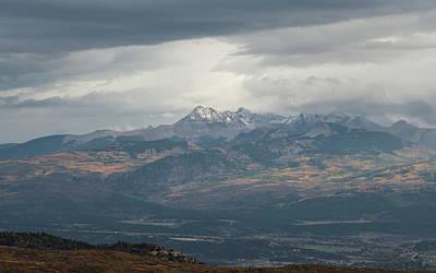 Verde Photograph - Mt. Hesperus by Joseph Smith