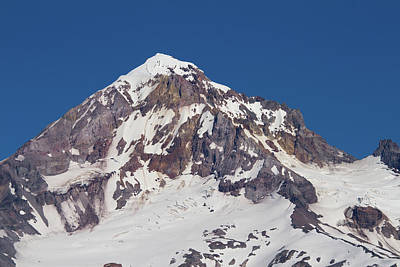 Photograph - Mt. Hood by Paul Rebmann