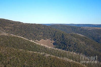 Photograph - Mt Hotham In Early April by Joy Watson