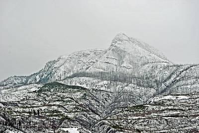 Photograph - Mt. Ida by Michael Dohnalek