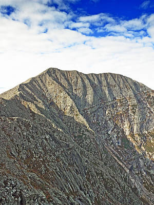 Maine Mountains Photograph - Mt. Katahdin Baxter State Park Maine by Brendan Reals