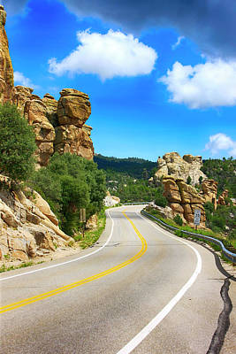 Photograph - Mt Lemmon Az by Chris Smith