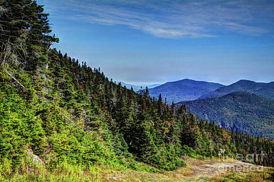 Photograph - Mt. Mansfield Hike by Deborah Klubertanz