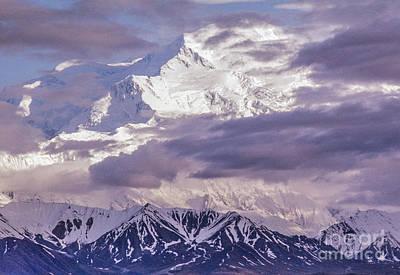 Photograph - Mt Mckinley_20,320 Feet_16b by Doug Berry