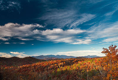 Photograph - Mt. Mitchell by Joye Ardyn Durham