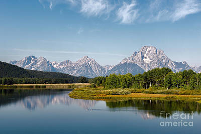 Photograph - Mt Moran by Sharon Seaward