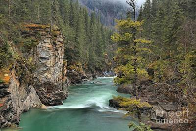 Photograph - Mt. Robson Frasier River by Adam Jewell