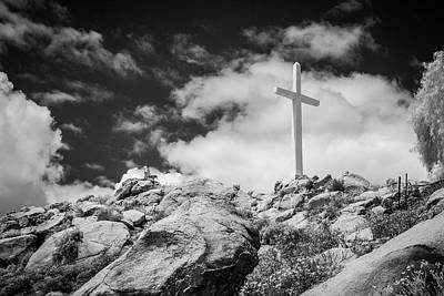 Photograph - Mt. Rubidoux by G Wigler