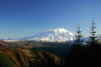Photograph - Mt St Helens by Craig Strand