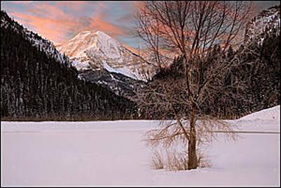 Photograph - Mt. Timpanogos by Utah Images