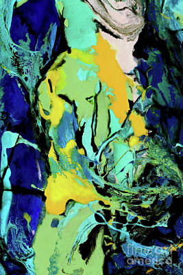 Painting - Mt V5 by Jane Biven