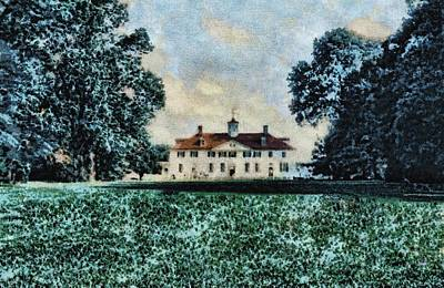 Photograph - Mt Vernon by John Winner