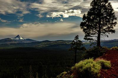 Photograph - Mt. Washington by Cat Connor