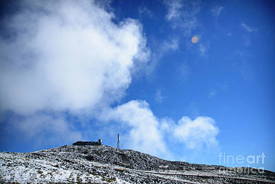 Photograph - Mt Washington Observatory by Alana Ranney