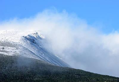 National Park Photograph - Mt Washington by Ralph Staples