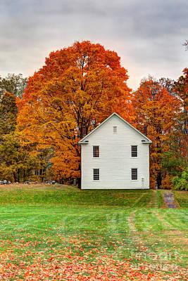 Photograph - Mt Zion Methodist Church by Rick Kuperberg Sr