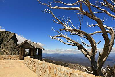 Photograph - Mtbuller by Kenneth Hall