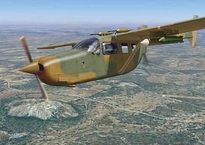 Rhodesian Digital Art - Mtoko Lynx by Andre Du Plessis