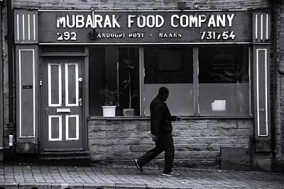 Photograph - Mubarak by Jez C Self