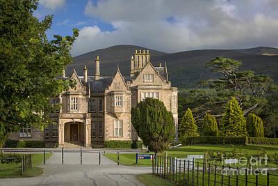 Photograph - Muckross House - Ireland by Brian Jannsen
