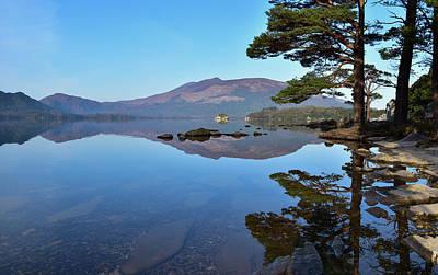 Photograph - Mucross Lake by Barbara Walsh